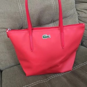Lacoste BNWT  tote bag purse 👜